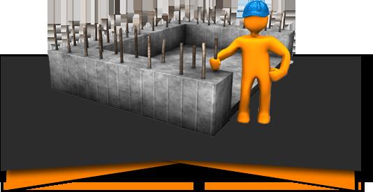 Категория Монолитно бетонные работы