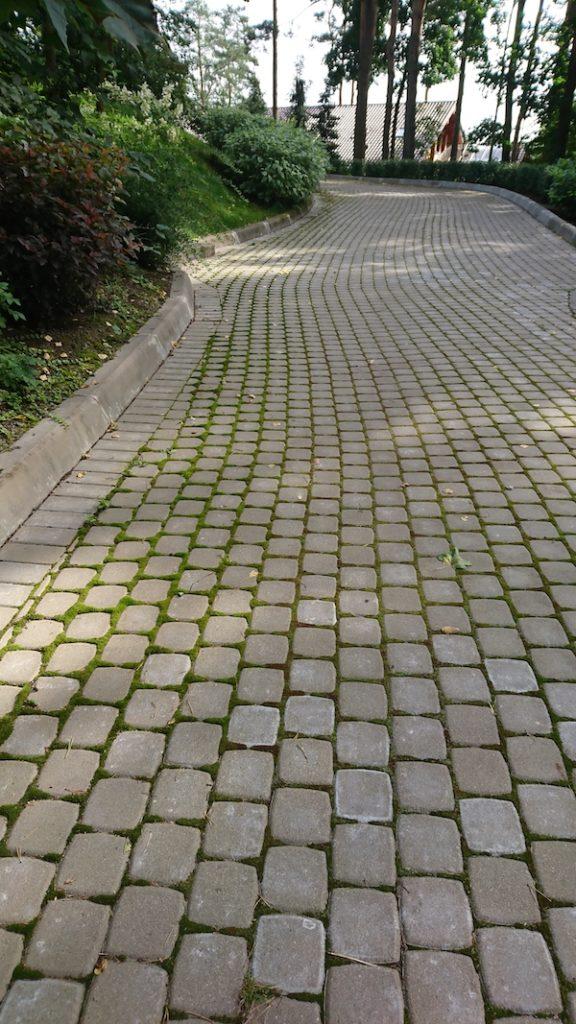 Устройство подъездной дороги