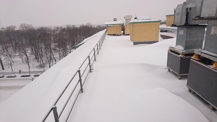 Уборка снега Спайдор