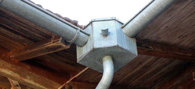 Строительство ливневой канализации
