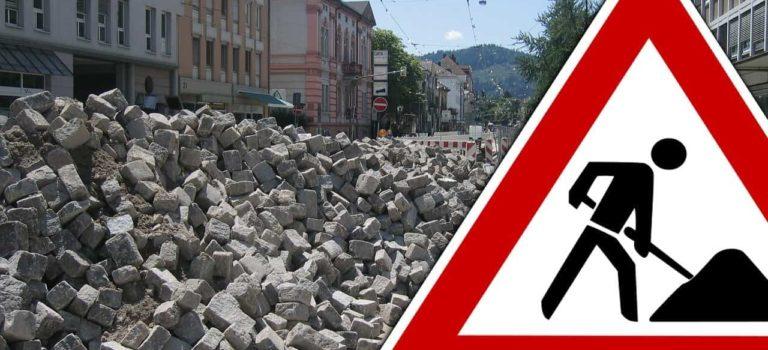 Когда нужен капитальный ремонт дороги